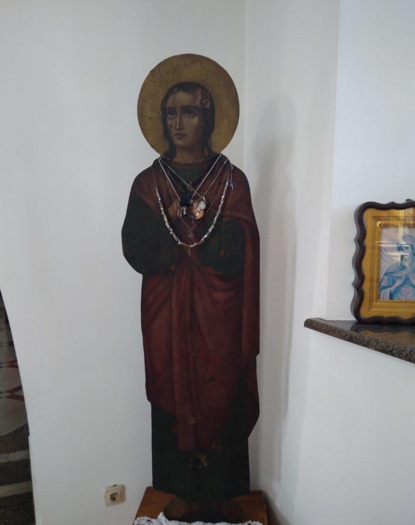 Почитаемый образ Иоанна Богослова