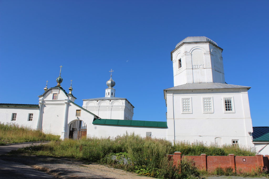 Свято-Троицкий мужской монастырь в Соликамске