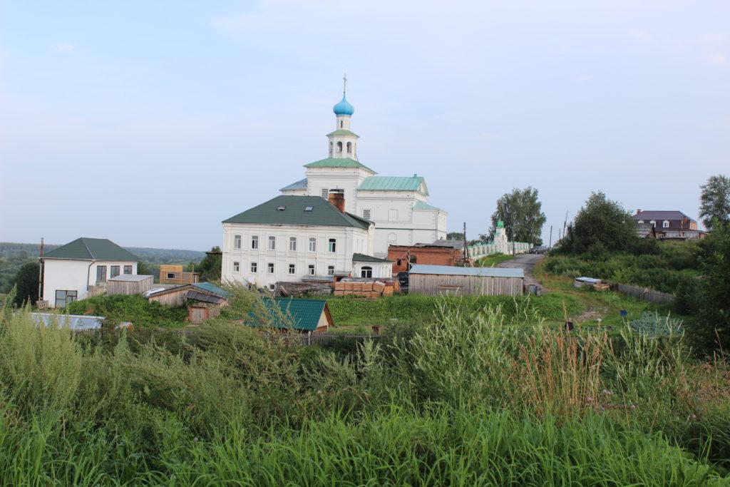 Монастырь и храм Иоанна Богослова