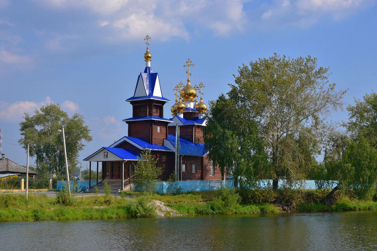 Ивдель: храм в честь Святого Благовещения