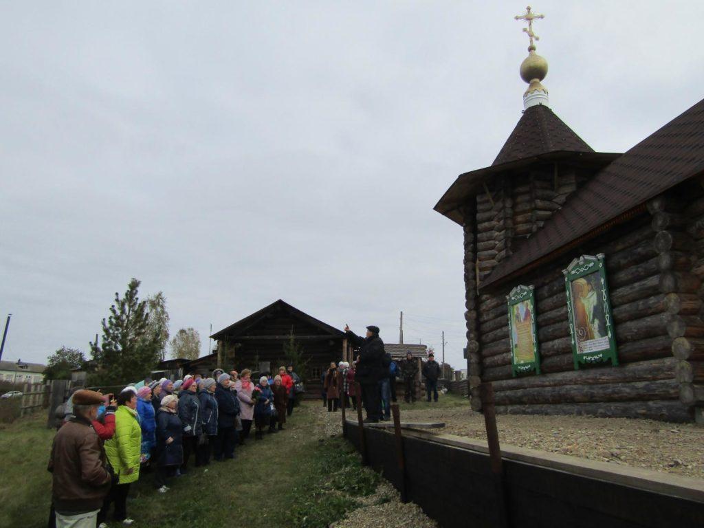 Во время открытия Иоанновской часовни 2 октября 2017 года Леонид Федорович Русаков провел свою последнюю в музее экскурсию