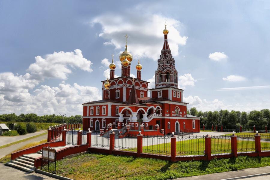 Курган православный: достопримечательности - Собор Богоявления Господня в Кургане