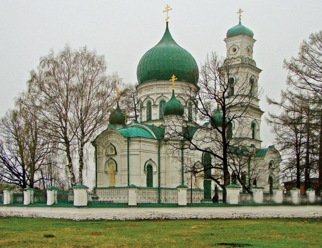 Кушва: храм Михаила Архангела