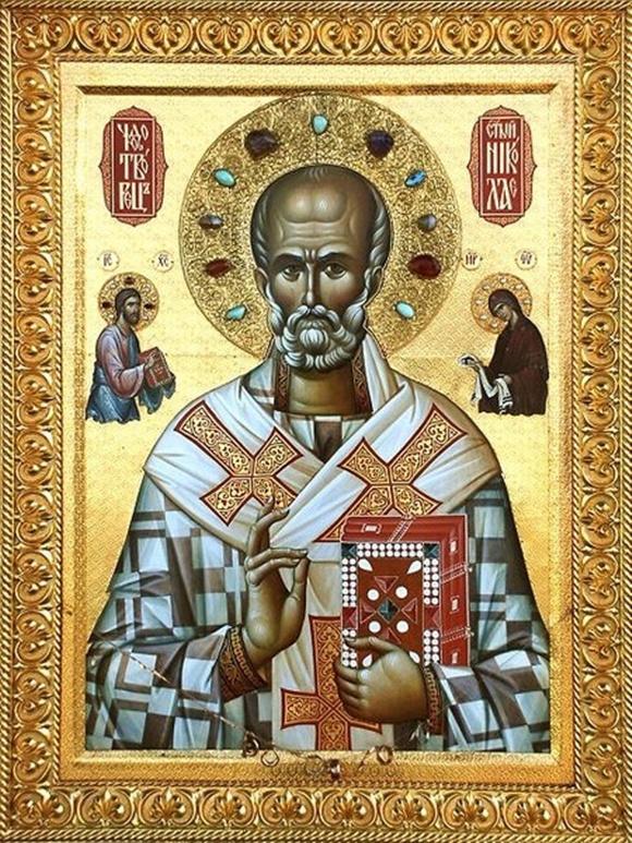 Кыласово: явленая икона Николая Чудотворца