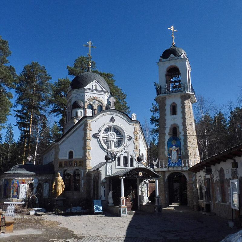 Храм во имя преподобного Марка Печерского