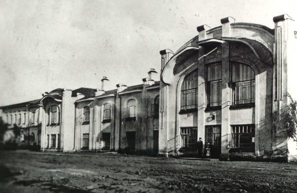 Женская гимназия в Невьянске в начале XX века