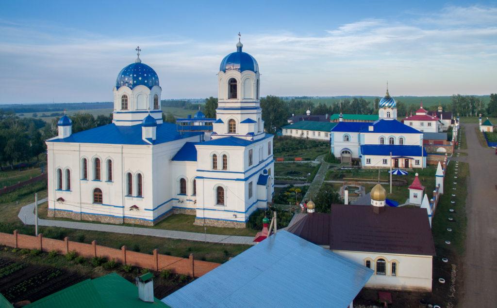 Покровско-Эннатский мужской монастырь