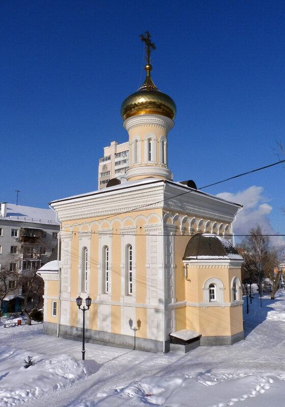 Храм в честь иконы Божией Матери Порт-Артурская