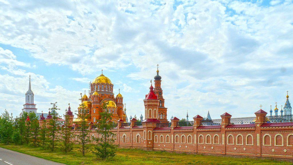 Свято-Троицкая Обитель Милосердия. Фото Елены Изотовой