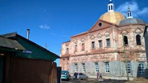 Город Туринск: храм в честь Сретения Господня