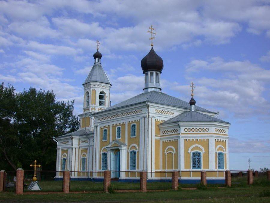 Суерский храм во имя преподобного Серафима Саровского сегодня