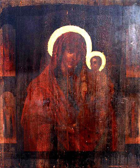 Смоленская Суерская чудотворная икона Божией Матери
