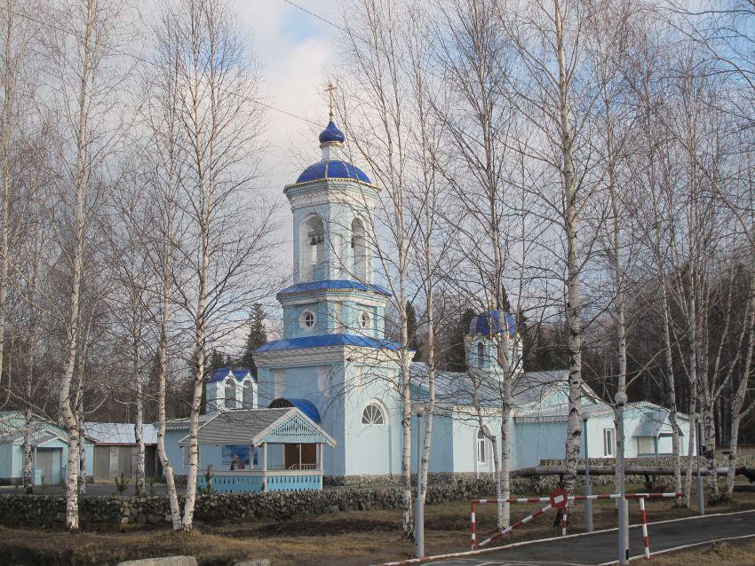 храм во имя святого благоверного великого князя Дмитрия Донского в поселке Свободный