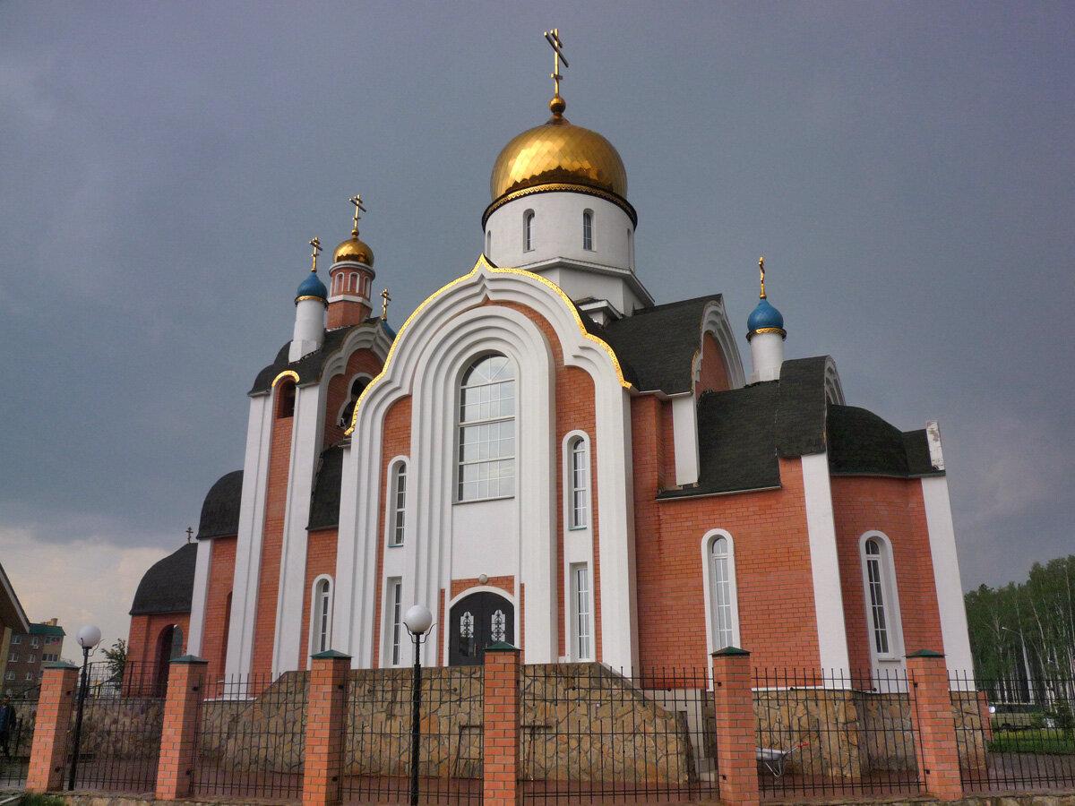 Храм во имя святого князя Владимира