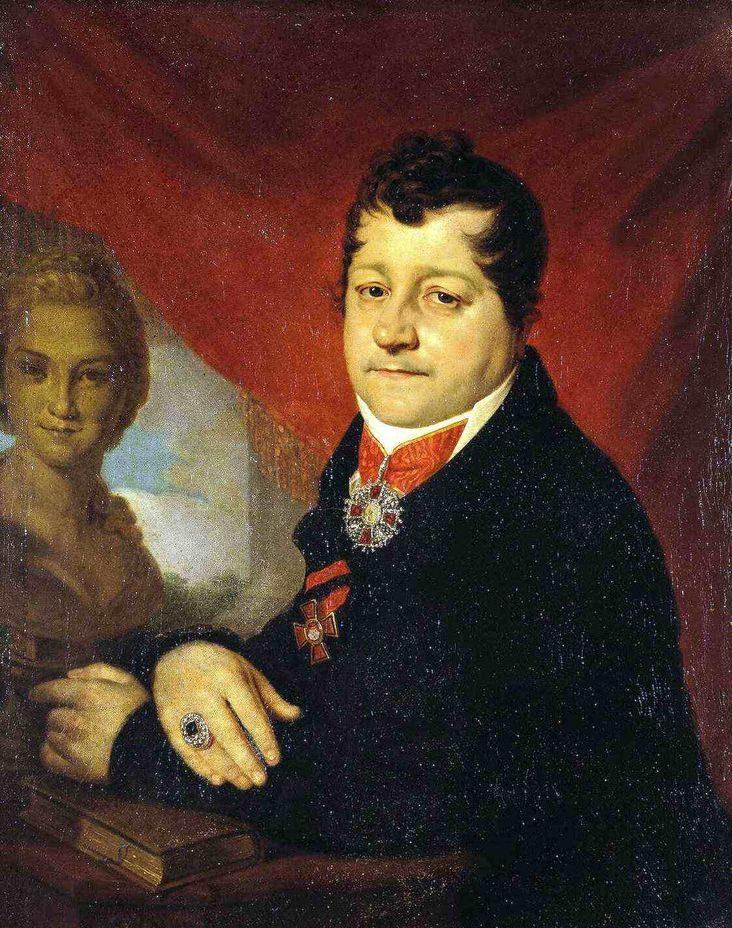 Портрет заводчика Сергея Яковлева