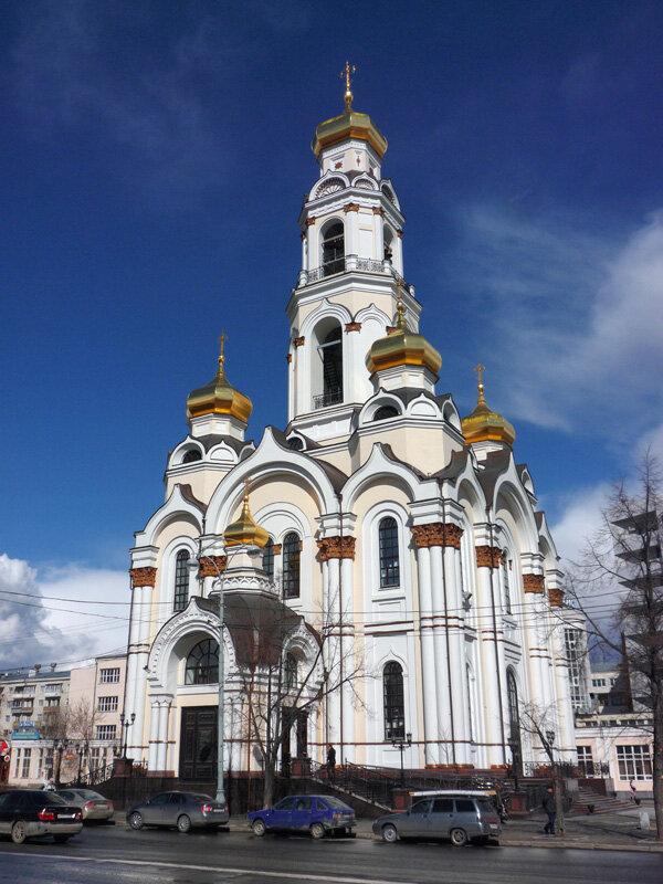 Максимилиановский храм-колокольня (Большой Златоуст)