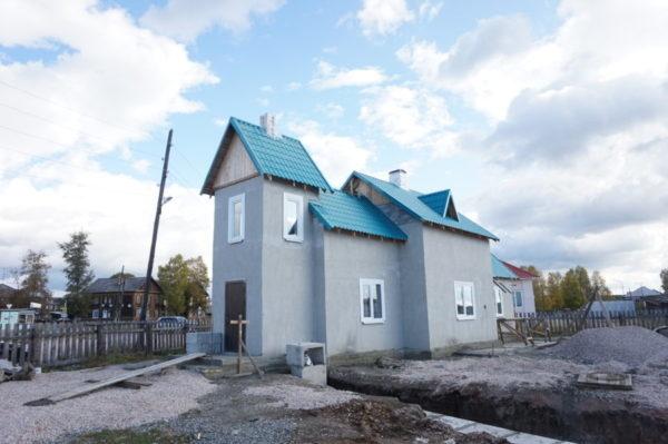 Поселок Третий Северный Североуральска: храм святителя Николая Чудотворца