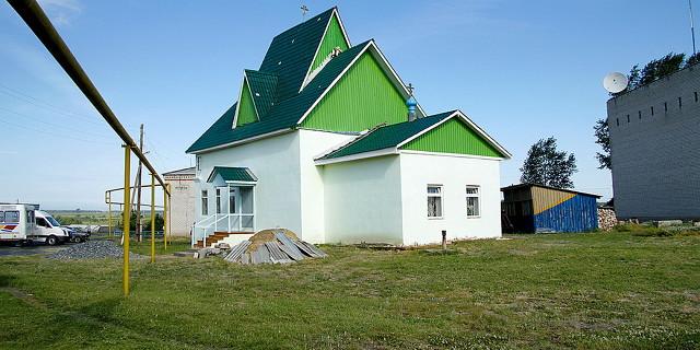 Село Басмановское: храм в честь Троицы Живоначальной в наше время