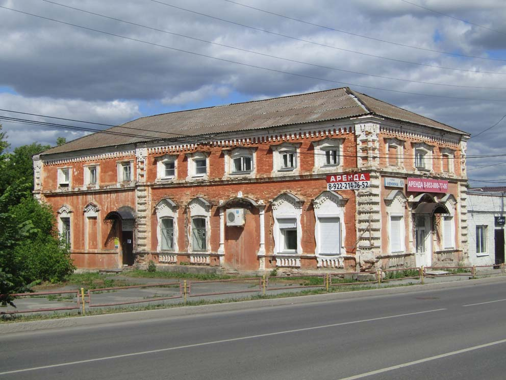 Лавка купца Бухарева