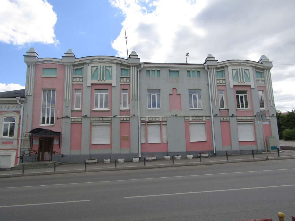 Дом Тронина