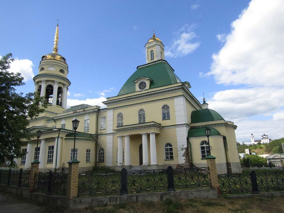 Свято-Троицкий собор в Каменске-Уральском