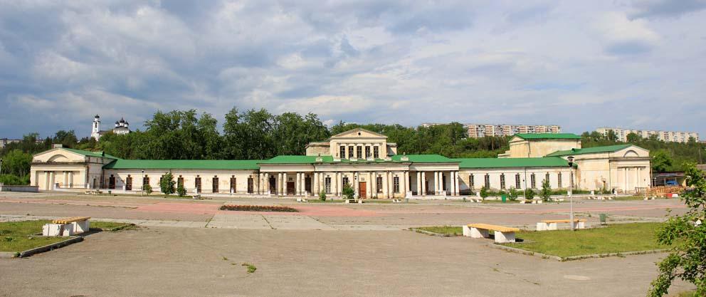 Провиантские склады Каменского завода