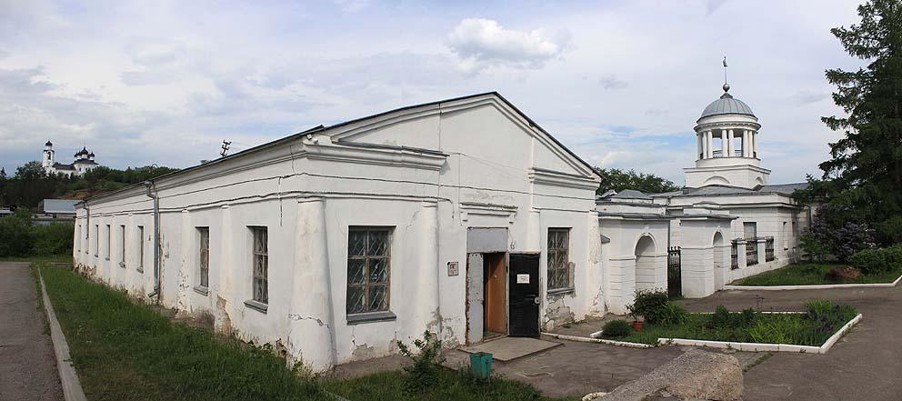 Заводская контора Каменского завода