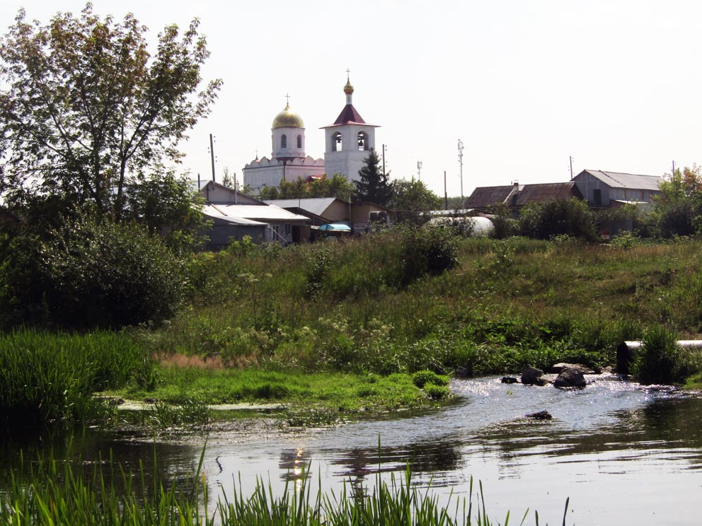 Богданович: храм Иоанна Богослова