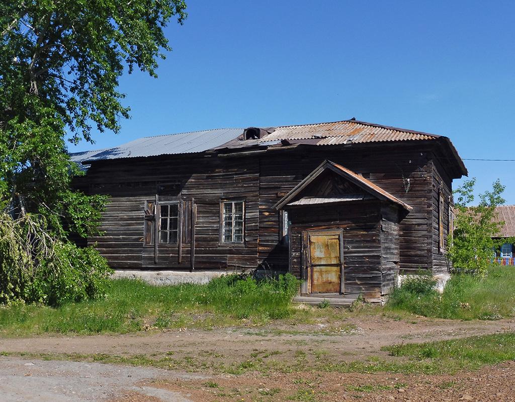 Деревня Катышка: часовня Покрова Пресвятой Богородицы