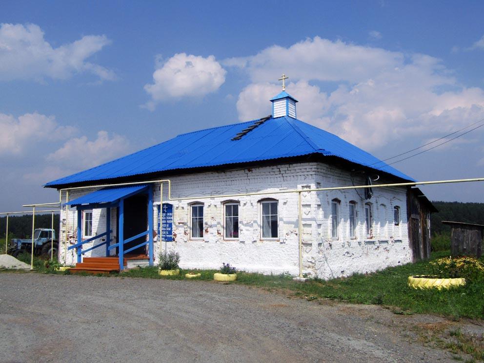 Село Клевакино: храм Михаила Архангела