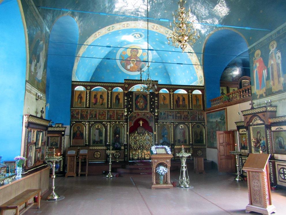В храме Петра и Павла в Полевском