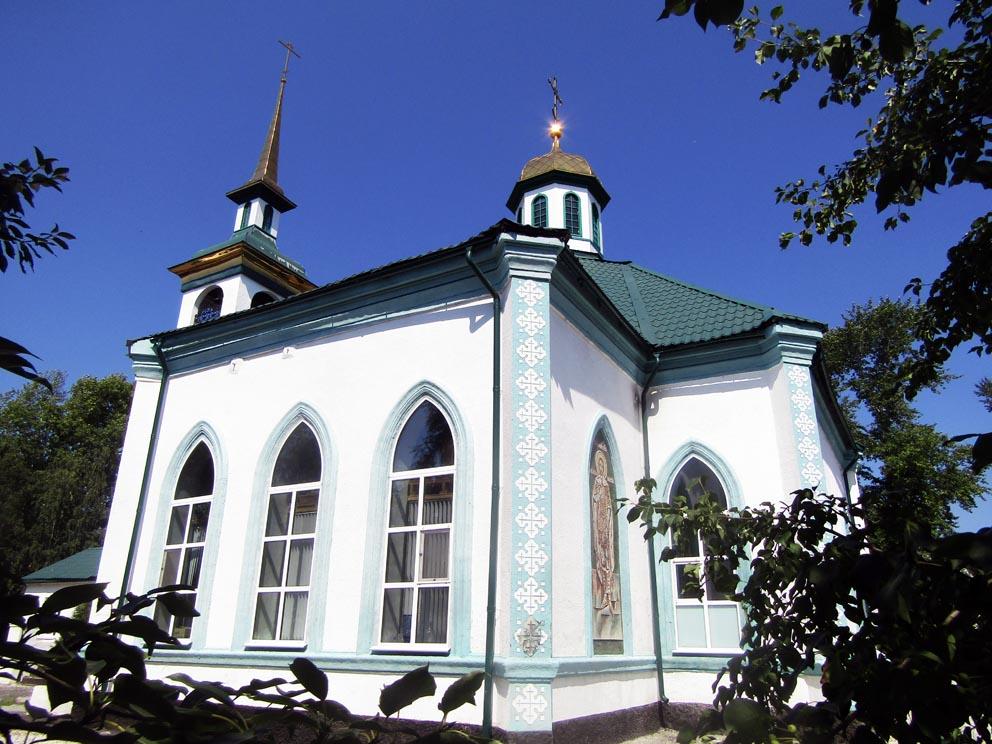 Храм Петра и Павла в Полевском