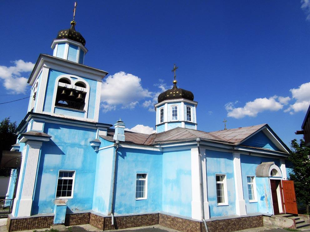 Казанский собор в Нижнем Тагиле