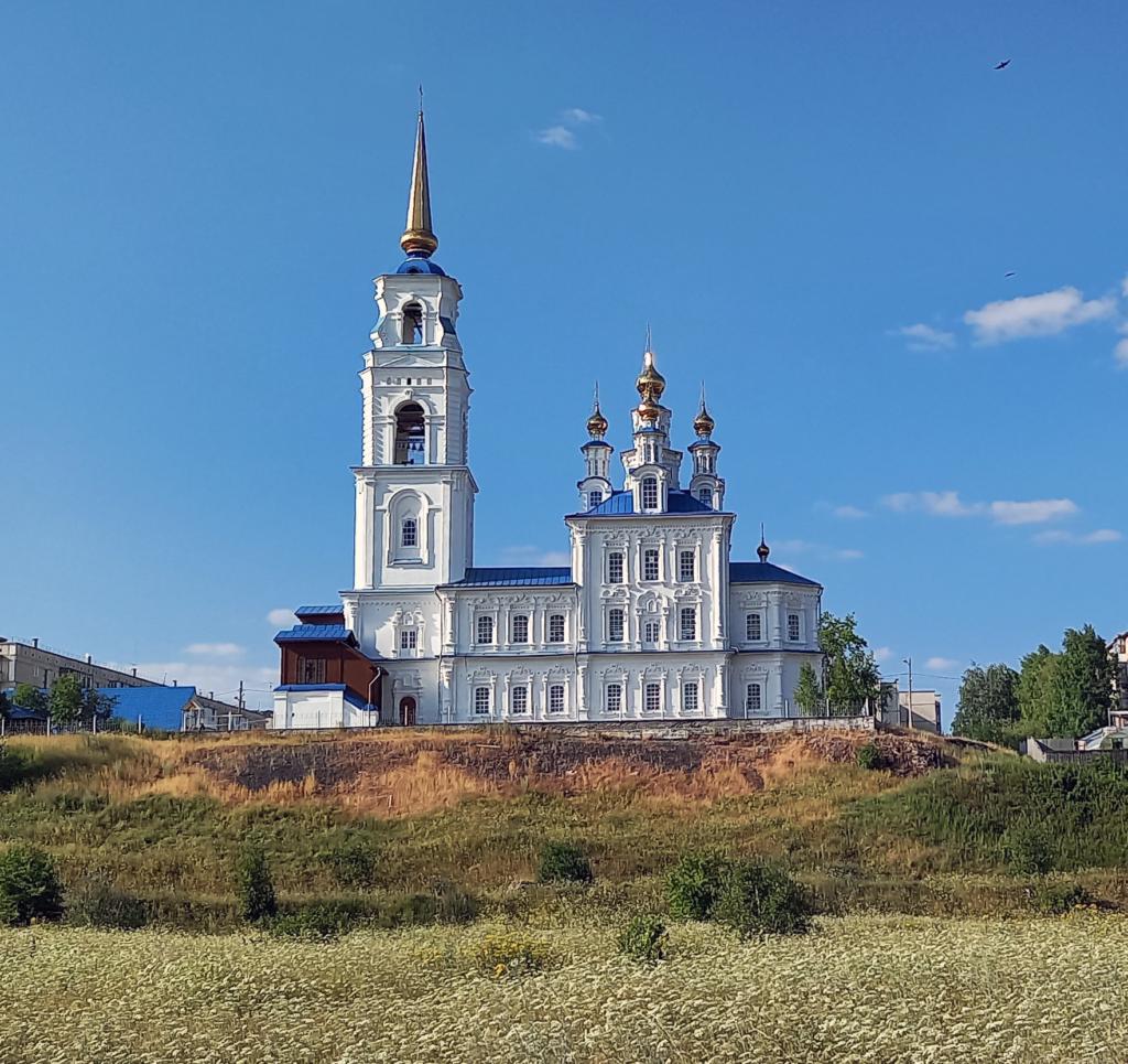 Храм Петра и Павла в Североуральске