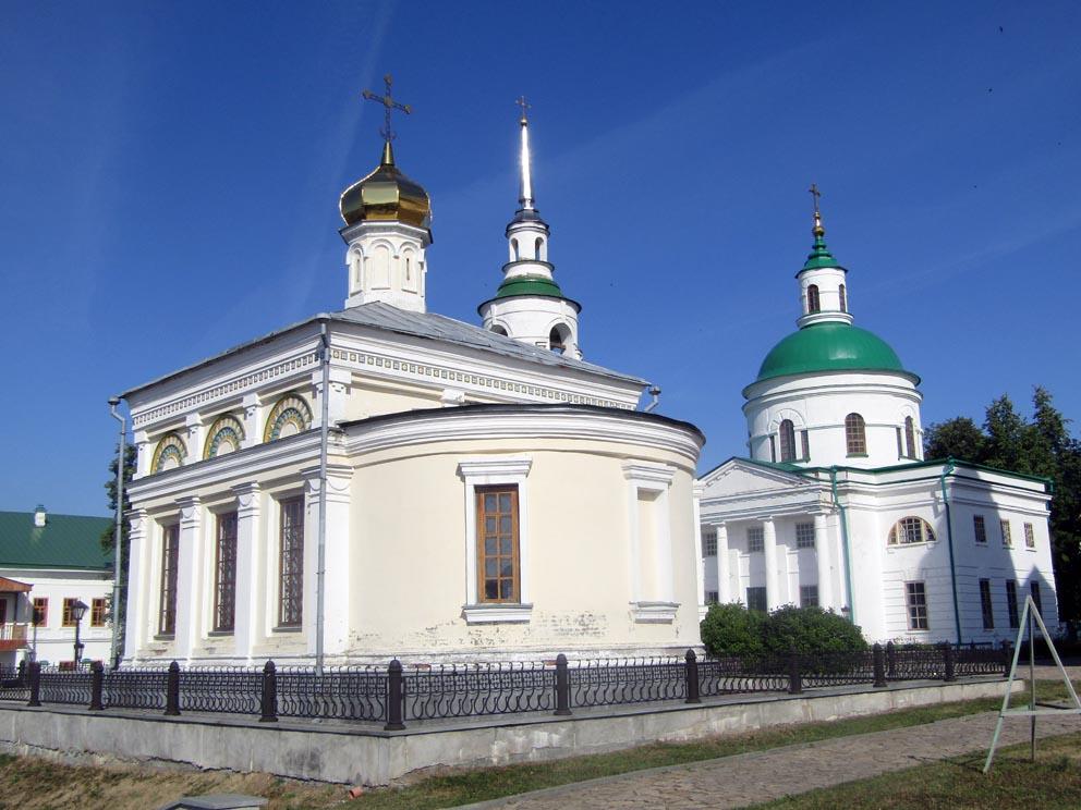 Николаевская церковь Свято-Николаевского монастыря