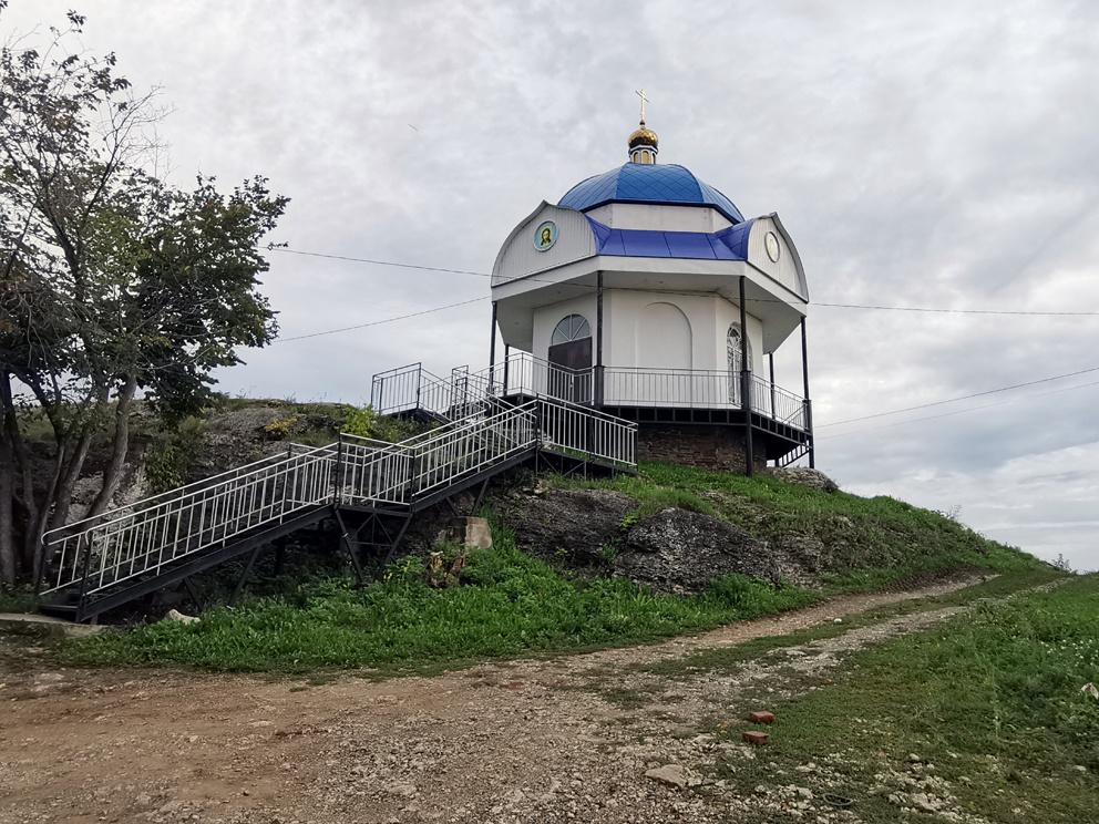 Красноуфимск: часовня Иосифа Песнопевца (Песнописца)