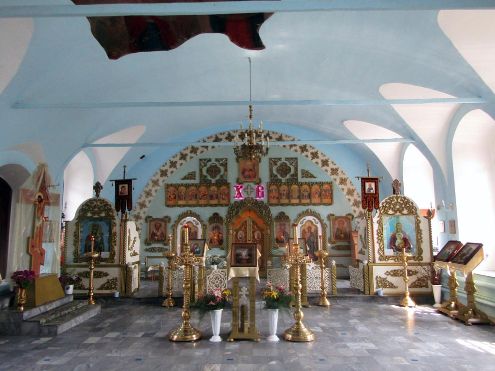 В храме Иоанна Богослова в Карпинске