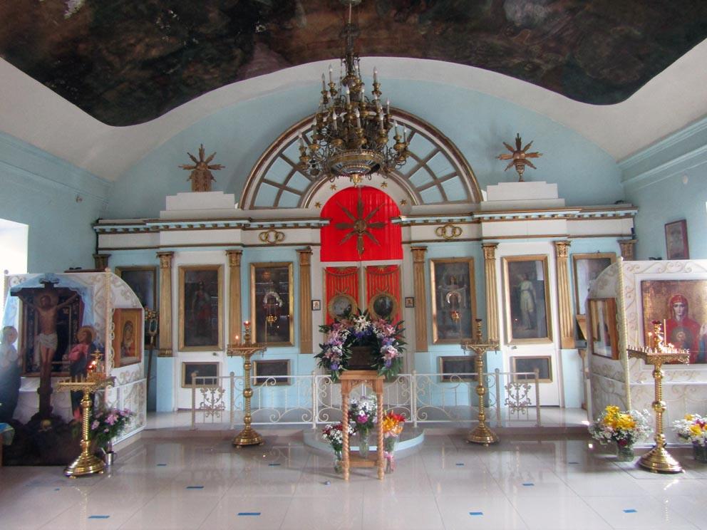 В Казанском храме города Карпинска