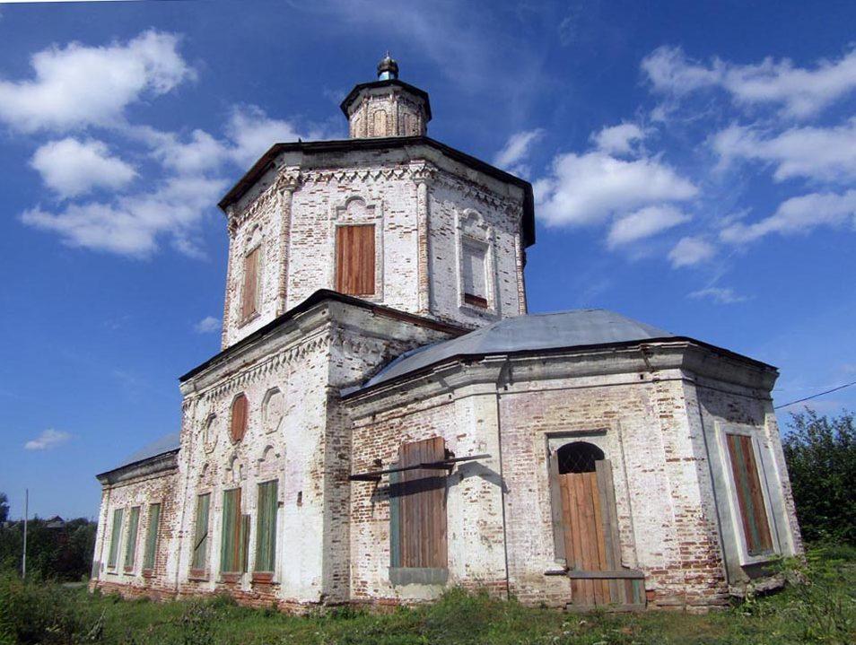 Покровский храм в 2020 году