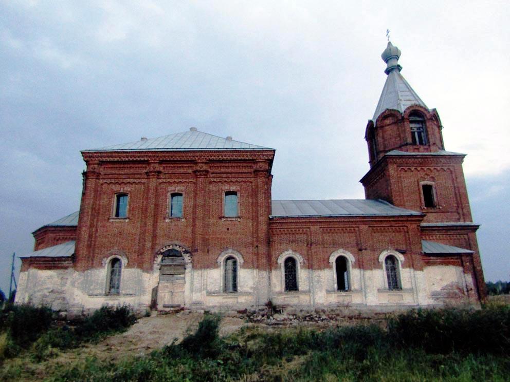 Село Акинфеево: Успенский храм