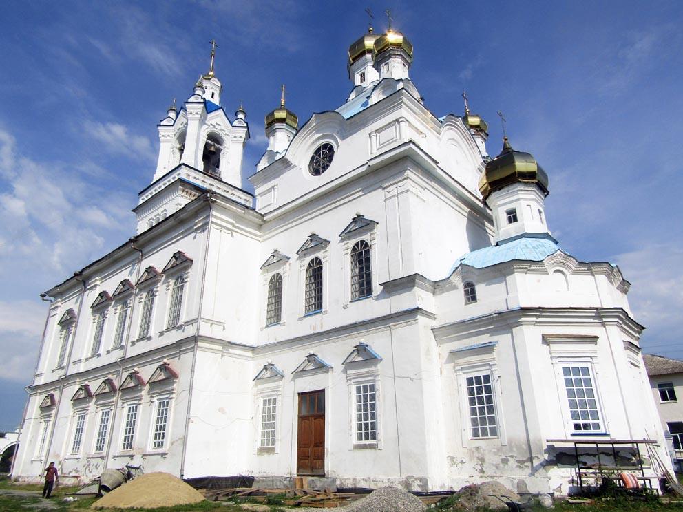 Покровский собор в Камышлове