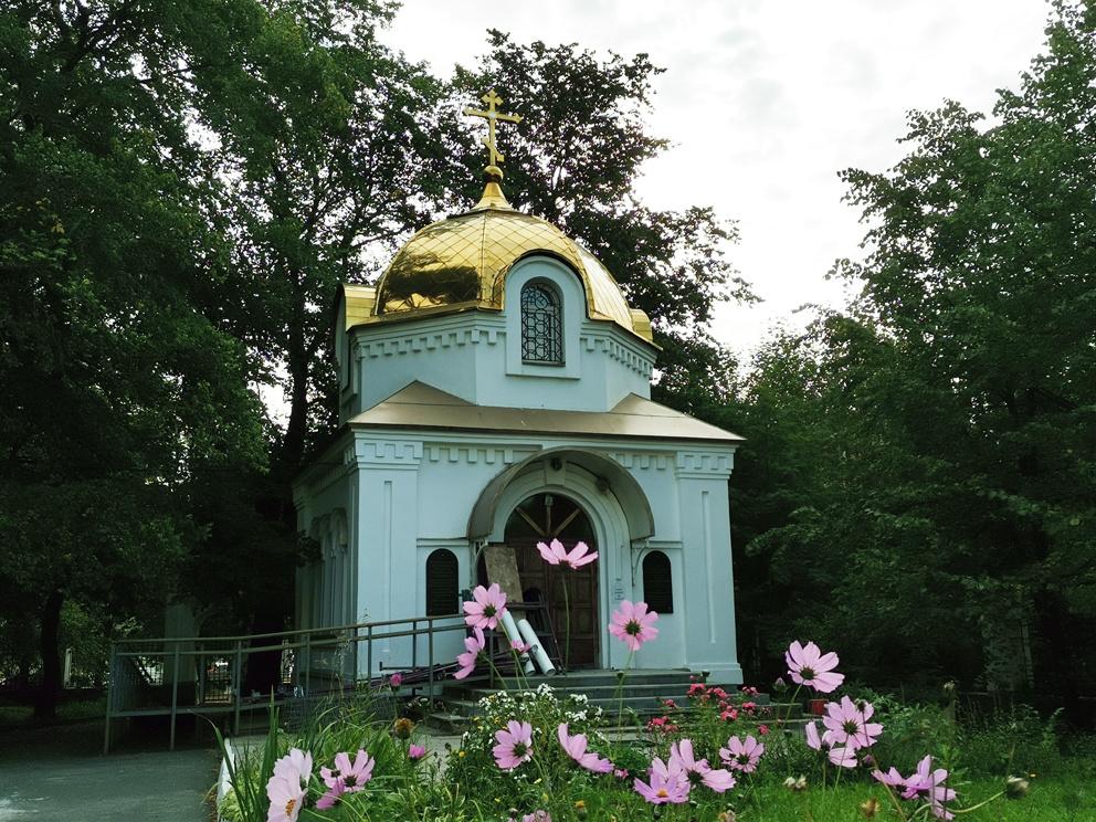 Храм Матроны Московской в Екатеринбурге