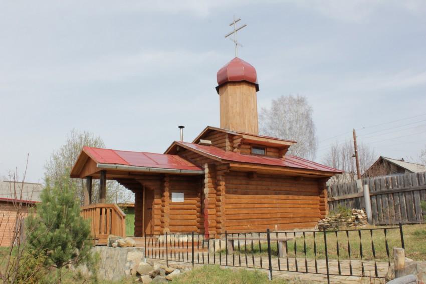 Верхние Таволги старообрядческая часовня