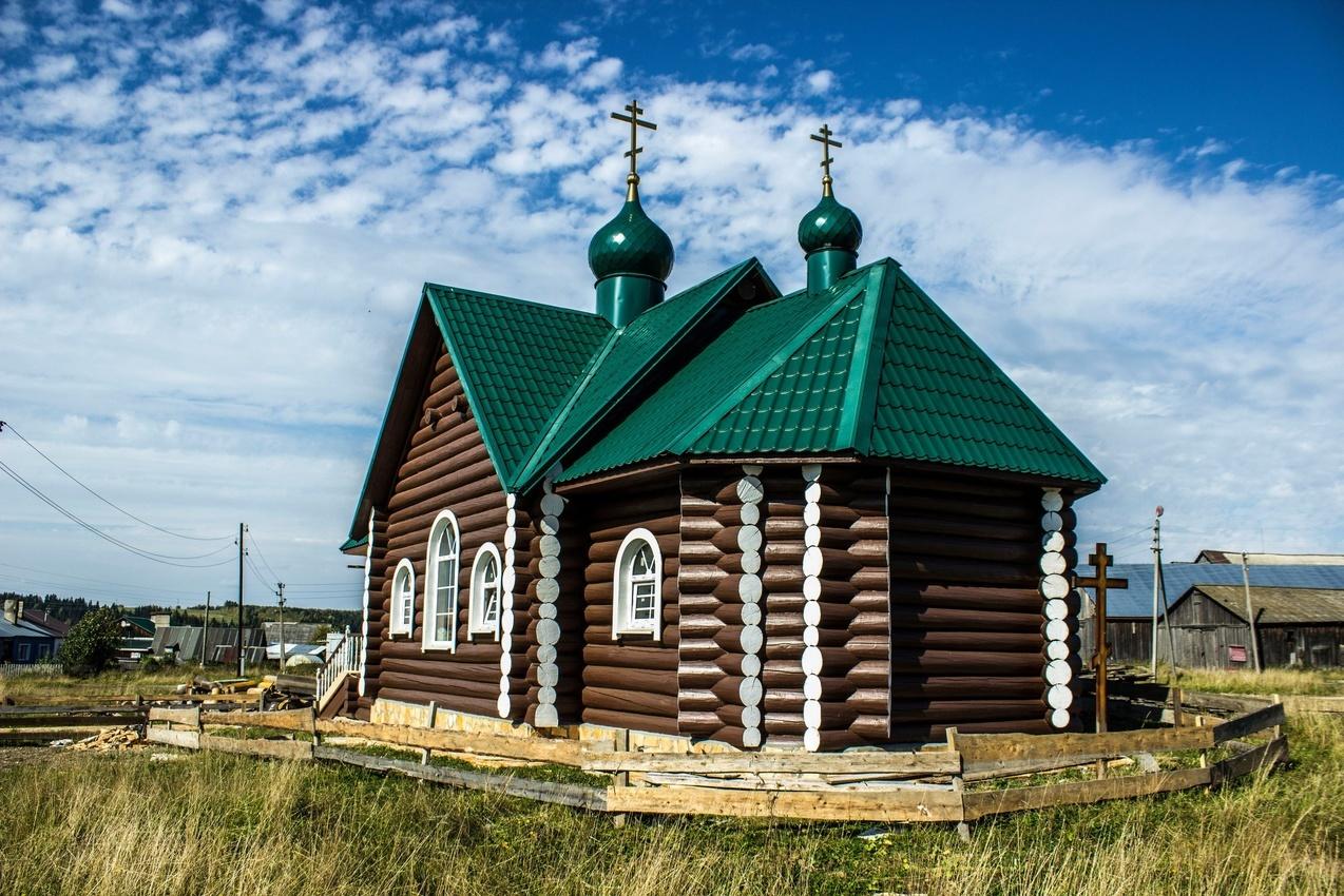 Поселок Роща: старообрядческая часовня